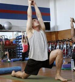 Men's Beginner Yoga