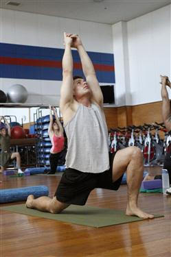 Men's Beginner Yoga