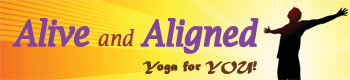 Alive And Aligned, Edmonton – Regular and Beginners Yoga